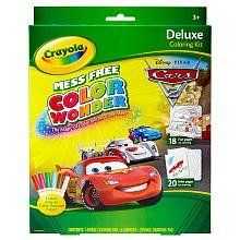 Crayola Color Wonder Deluxe Coloring Kit - Disney Pixar Cars 2 by ...