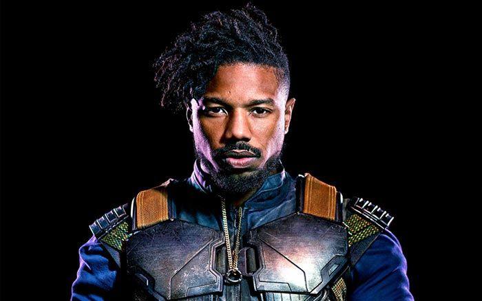 5a52e7323eba La segunda oportunidad de Michael B. Jordan en  Black Panther ...