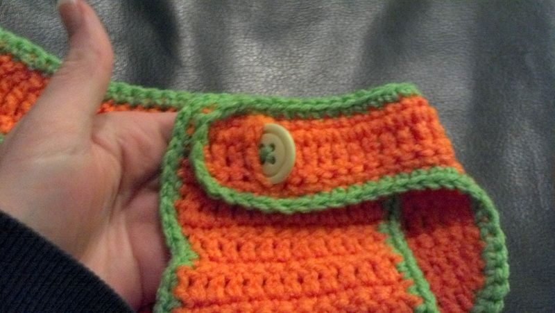 Flowers Creations Free Diaper Cover Pattern Crochet Me