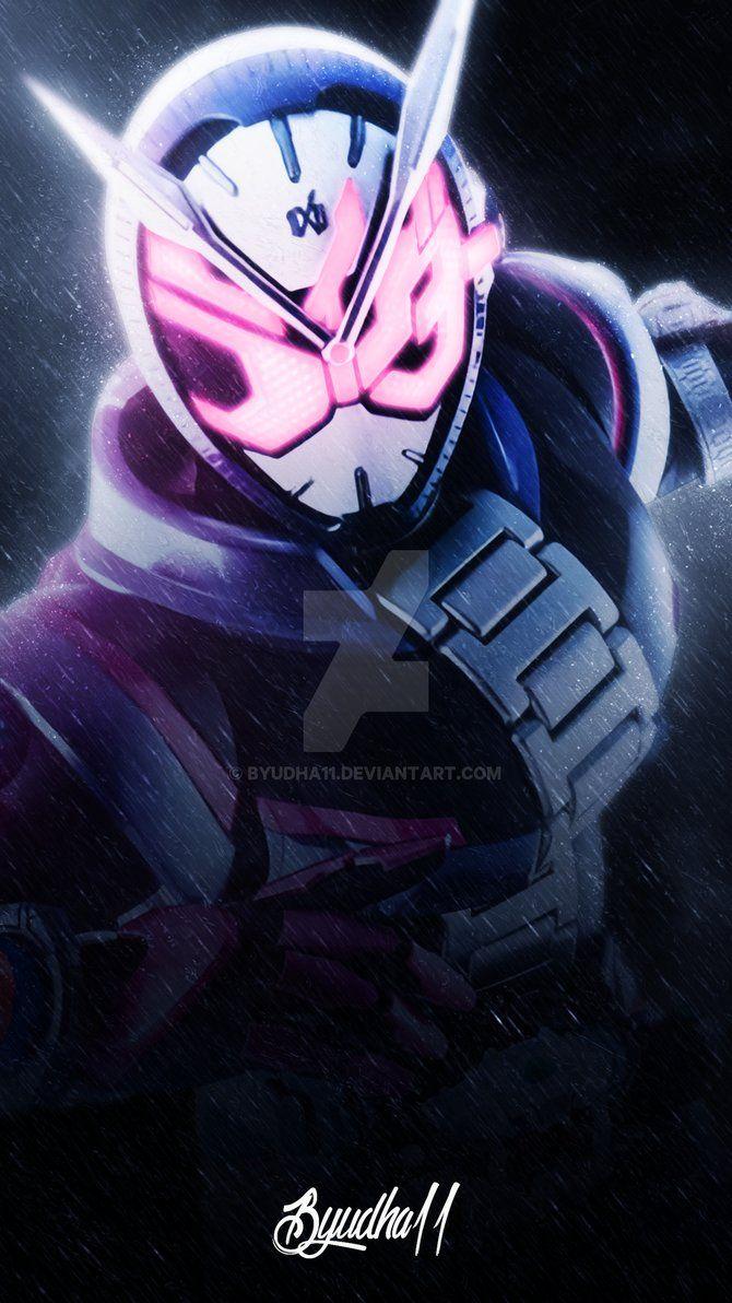 Kamen Rider Zi O Wallpaper By Byudha11 Kamen Rider Pinterest