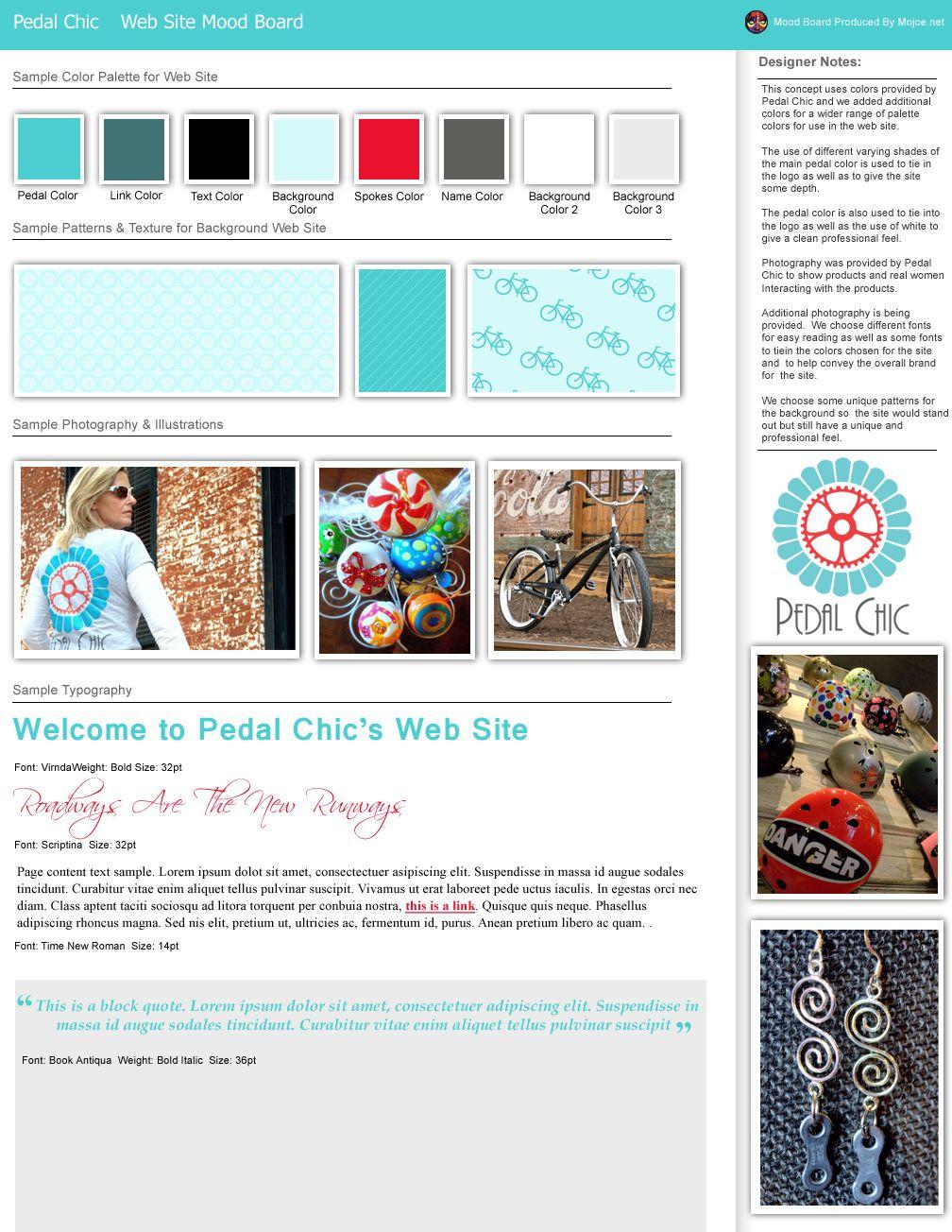 Combinacion Azul Web Design Mood Board Web Development Design