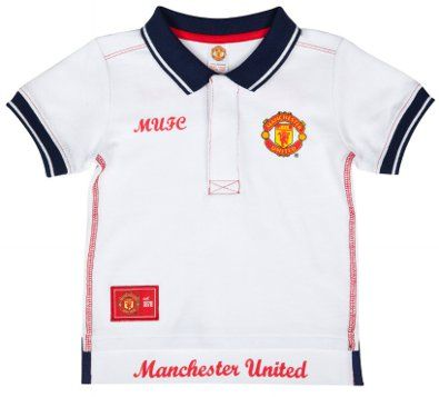 67d369294 Manchester United Baby Polo Shirt - 3-23 months £10.99