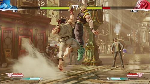 Street Fighter V Street fighter, Street fighter 5