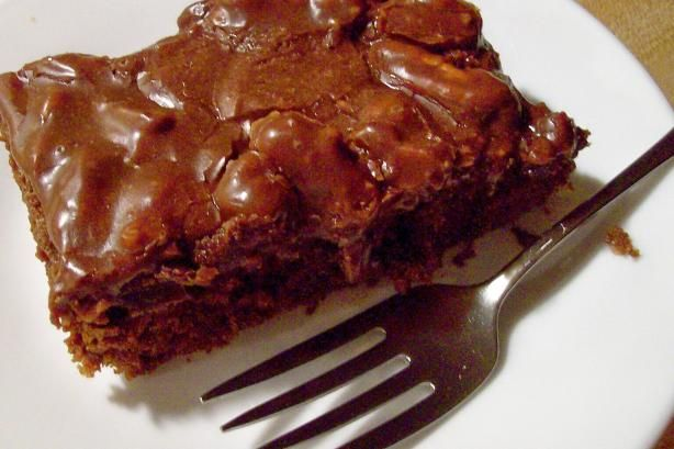 Oldie but goodie - Texas sheet cake