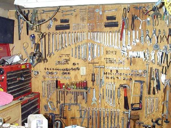 You Can Never Have Too Many Tools Garage