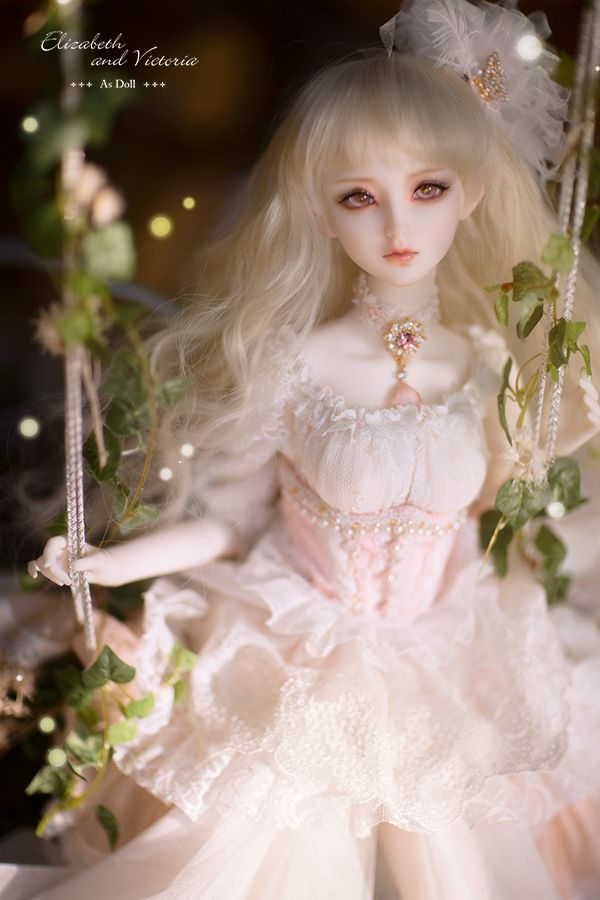 Bjd doll Elizabeth from Angell Studio~