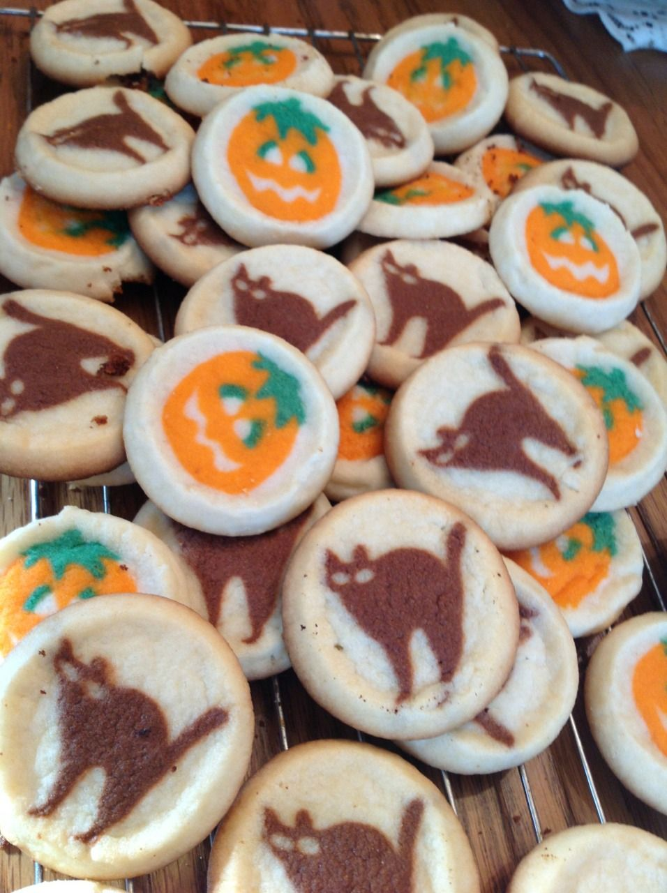 halloween sugar cookies | fall | pinterest | pillsbury, autumn and