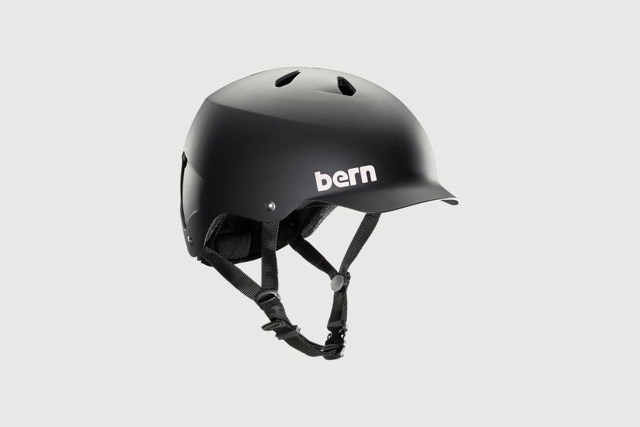Bern Helmet Watts Eps Matte Black Tokyobike London Helmet