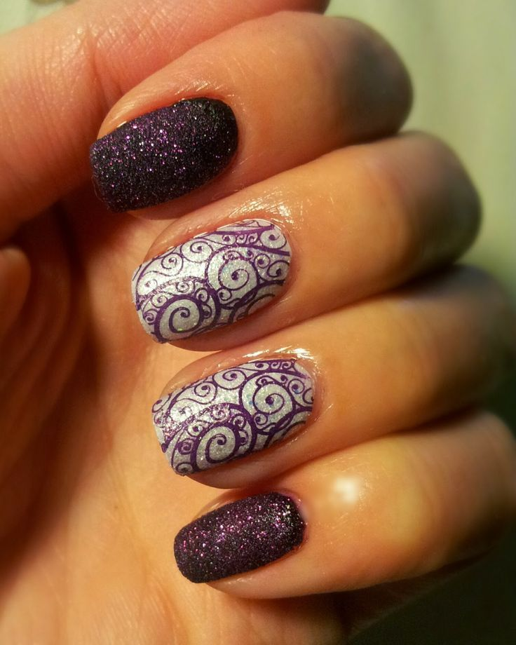 23 FANTASTIC NAIL ART | маникюр | Pinterest | Stamping nail art, Art ...