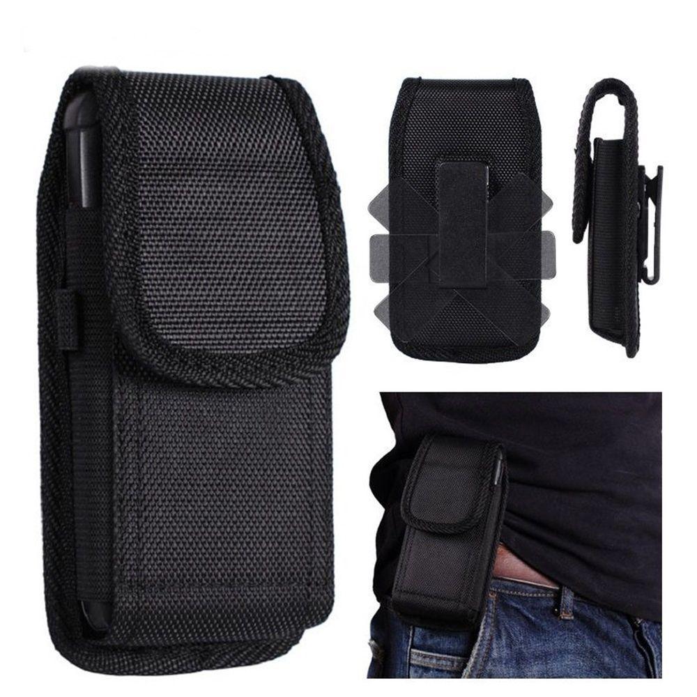 Phone Case Waist Bag 360 Rotate Belt Clip Holster Pouch