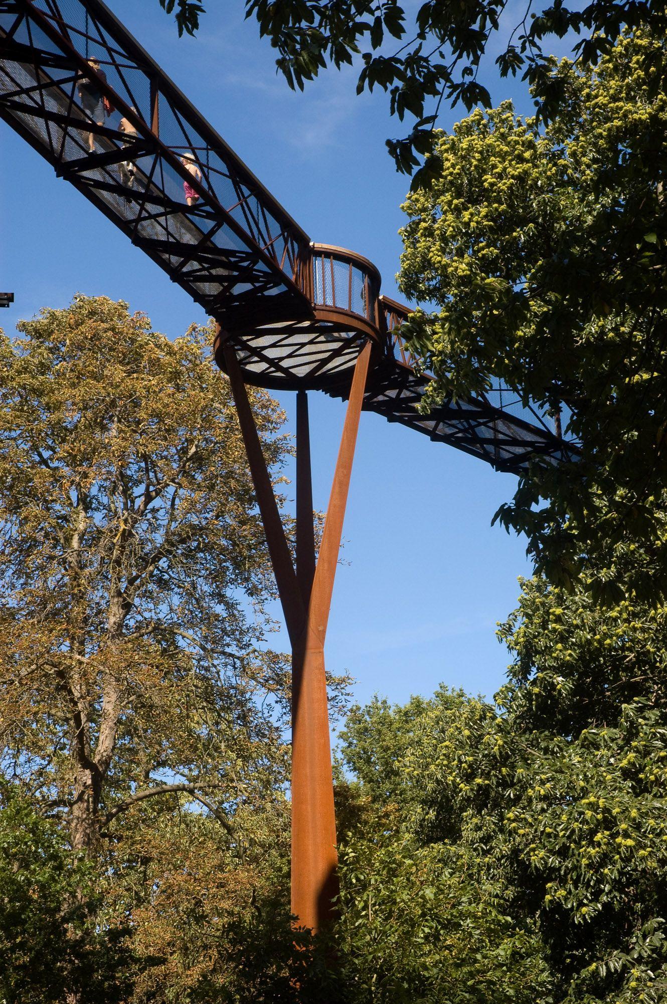 ab6ed1c64eae613b6623454ada7768e7 - How High Is The Tree Top Walk At Kew Gardens