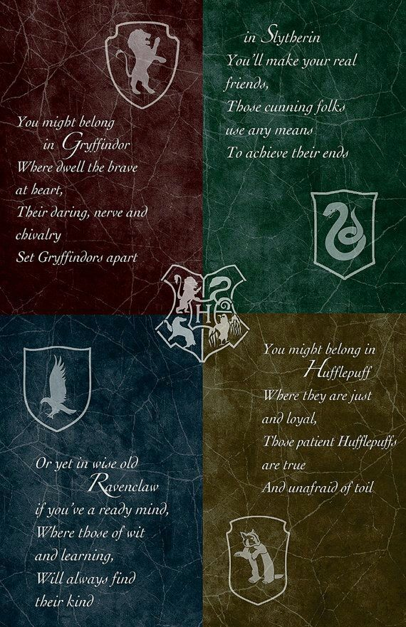 Harry Potter✓Ophidian Riddle: From the Ashes Is Fear Year 1 (hiatus) - 11~Sorting Hat