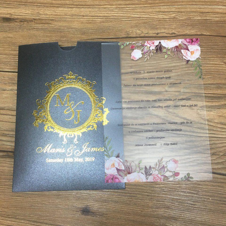 Chinese Wedding Invitation Template in 2020 Wedding