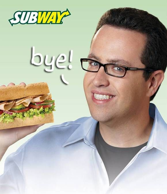 Subway Has Completely Removed Jared Fogle From Its Website