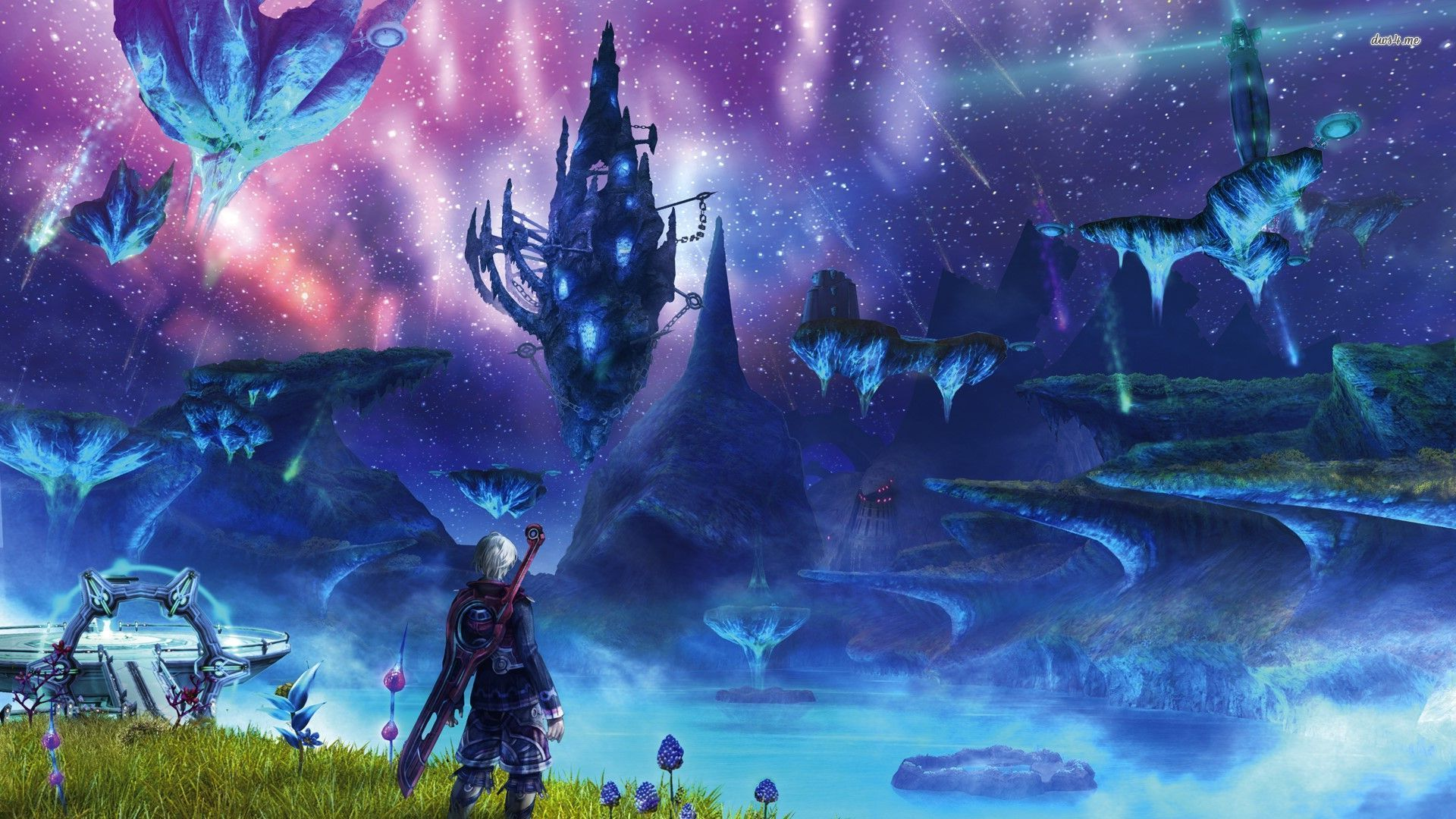 Cool Xenoblade Chronicles Hd Wallpaper Id 7118 Download Page Selama
