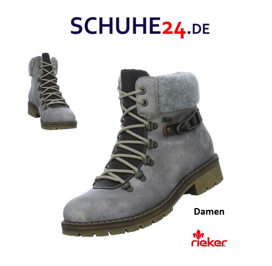 Stilvoll Damen RIEKER Winterstiefel Deutschland Online