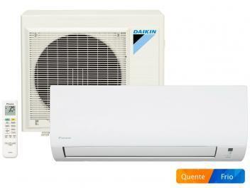 Ar Condicionado Split Daikin Inverter 24 000 Btus Quente Frio