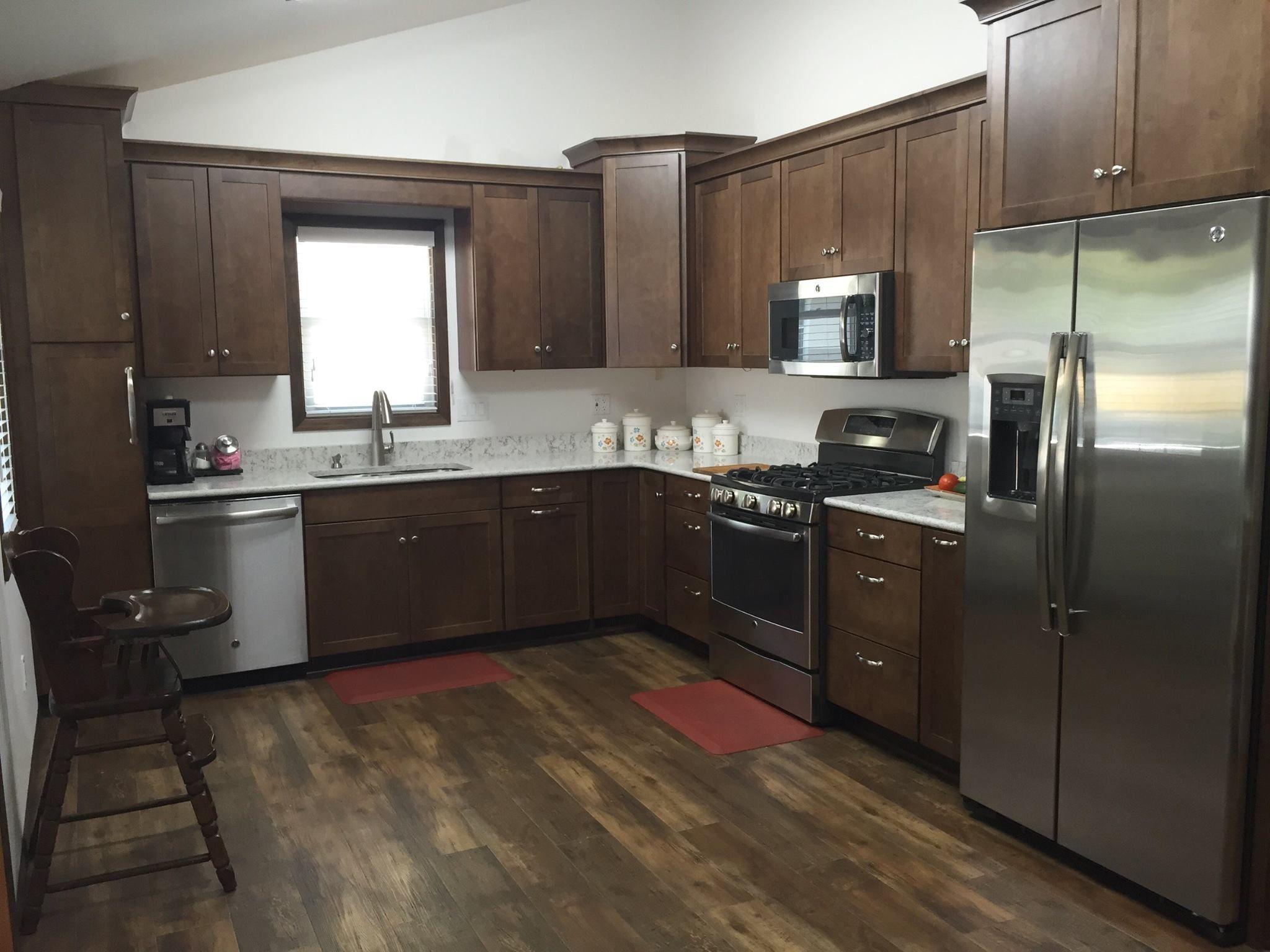 Concord Maple Fireside Kitchen Cabinets Home Decor Cabinet