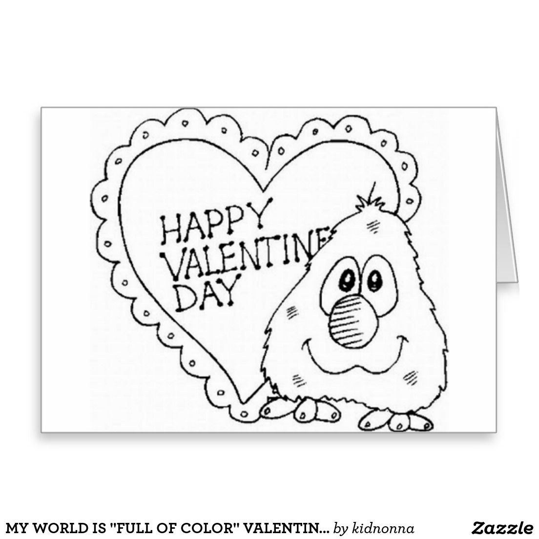 Valentines Day Coloring Pages Oriental Trading Amazing Design