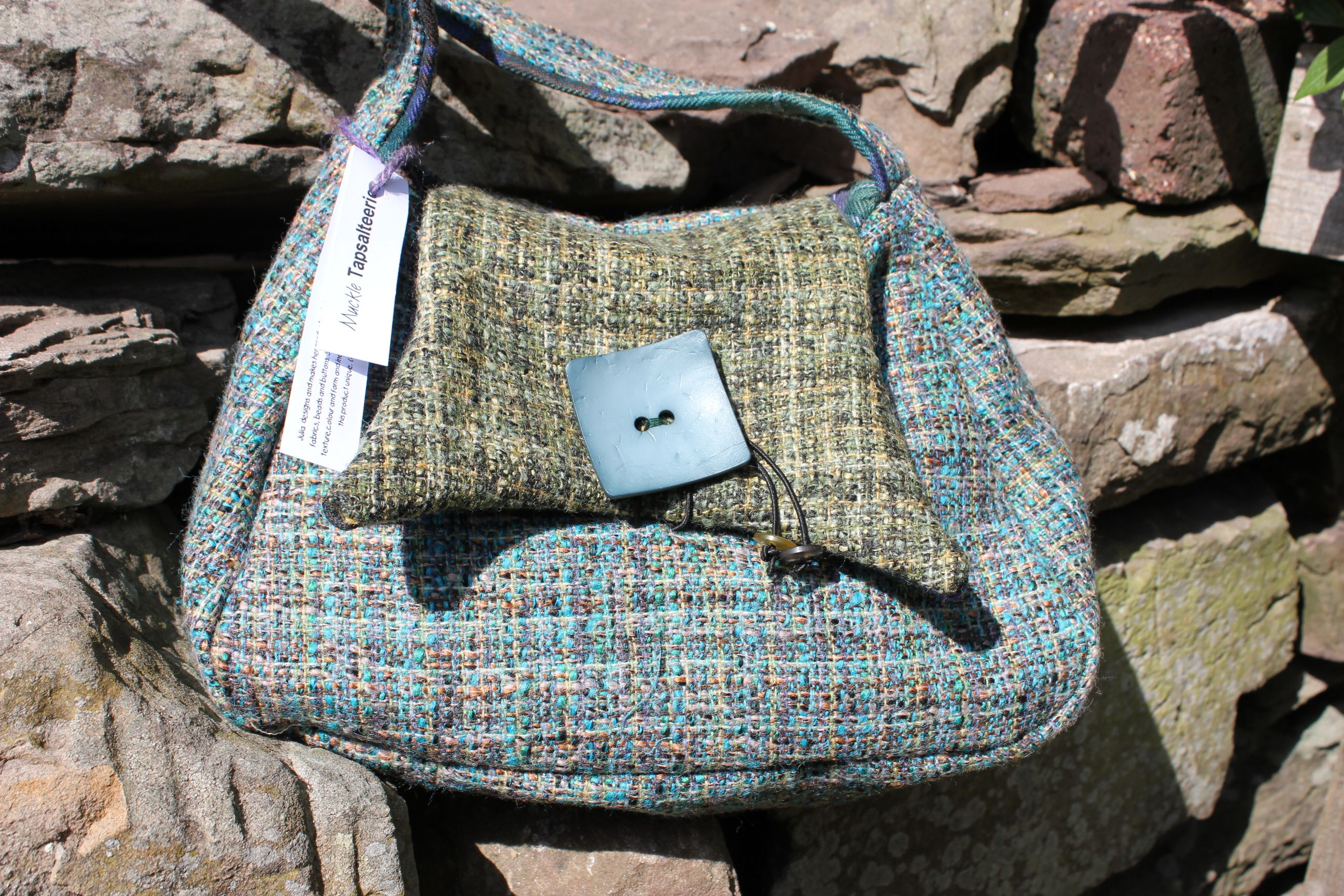 Pin by OneMoreGift on OMG! Handmade Scottish Bags Bags