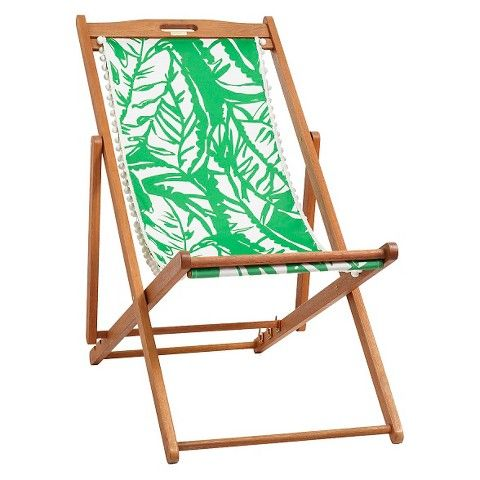 lilly pulitzer for target teak beach chair boom boom