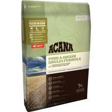Acana Singles Pork Squash Dry Dog Food 4 5lb Dog Food Recipes
