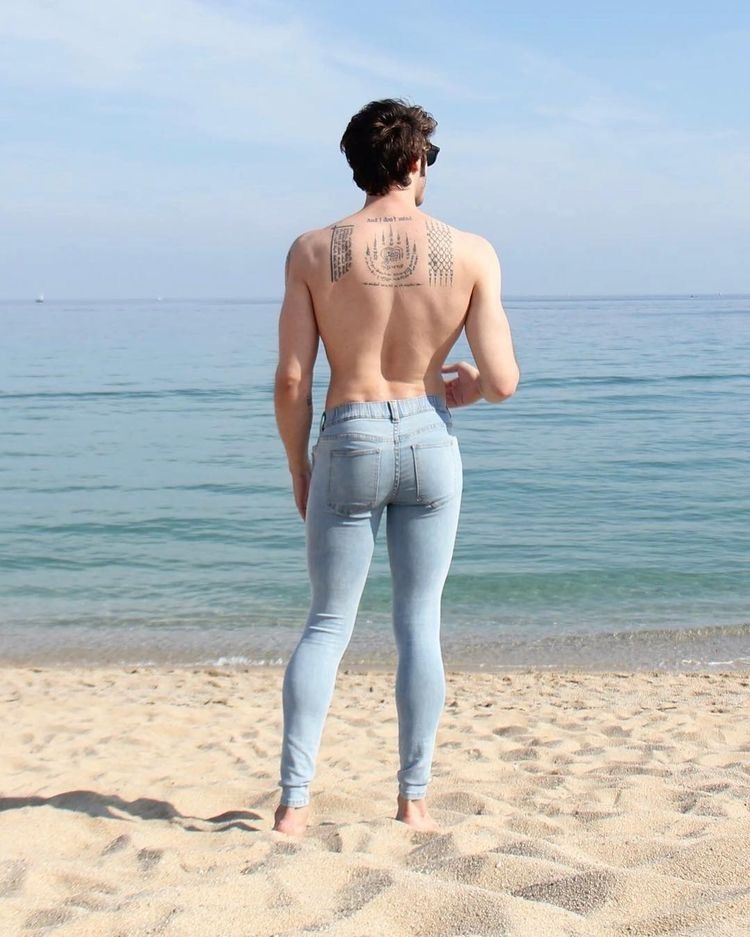 Super Skinny Jeans Boys | Holland in 2019 | Sexy männer ...