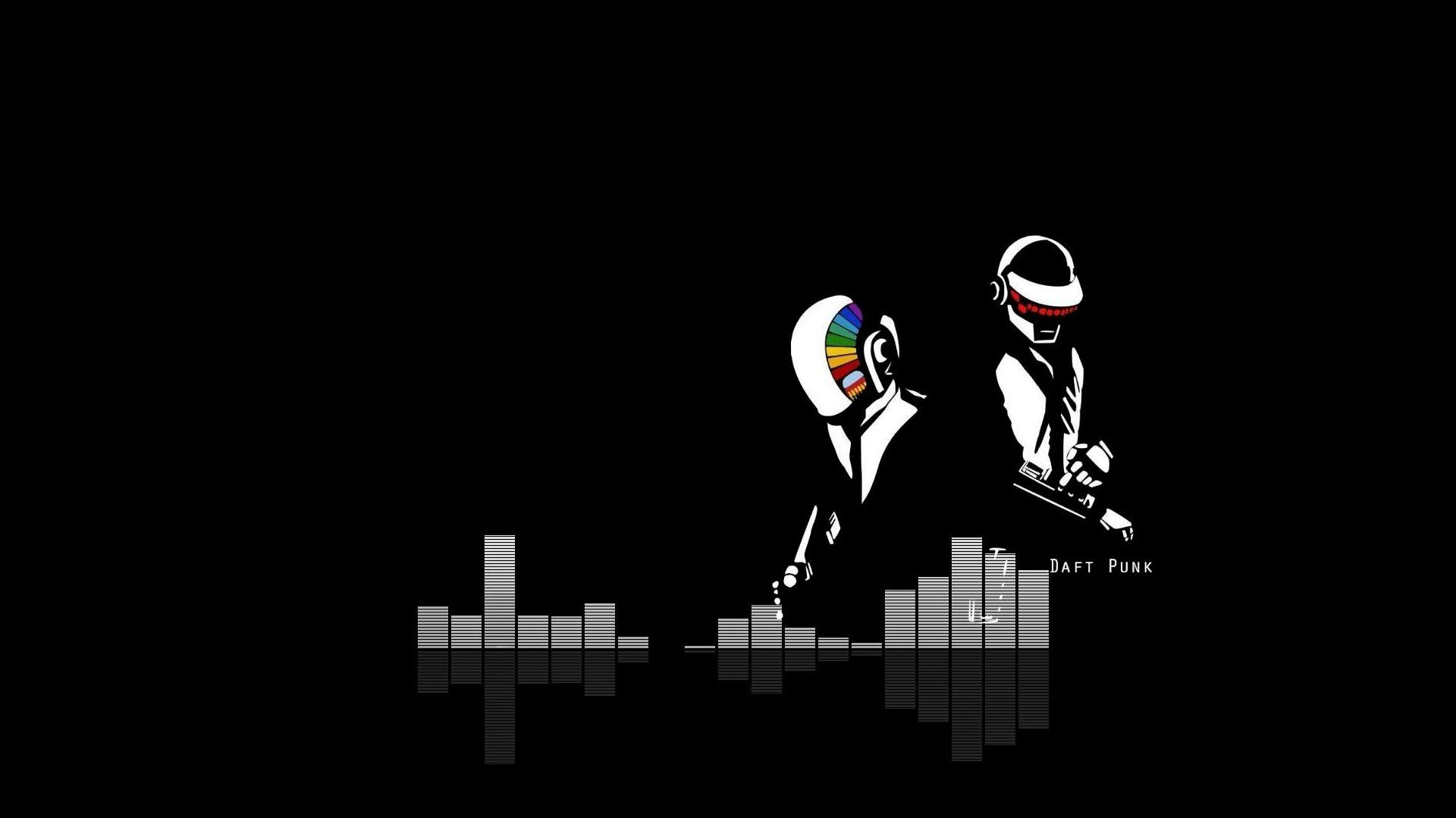 Always loved this wallpaper 1920x1080 | Daft punk, Punk ...