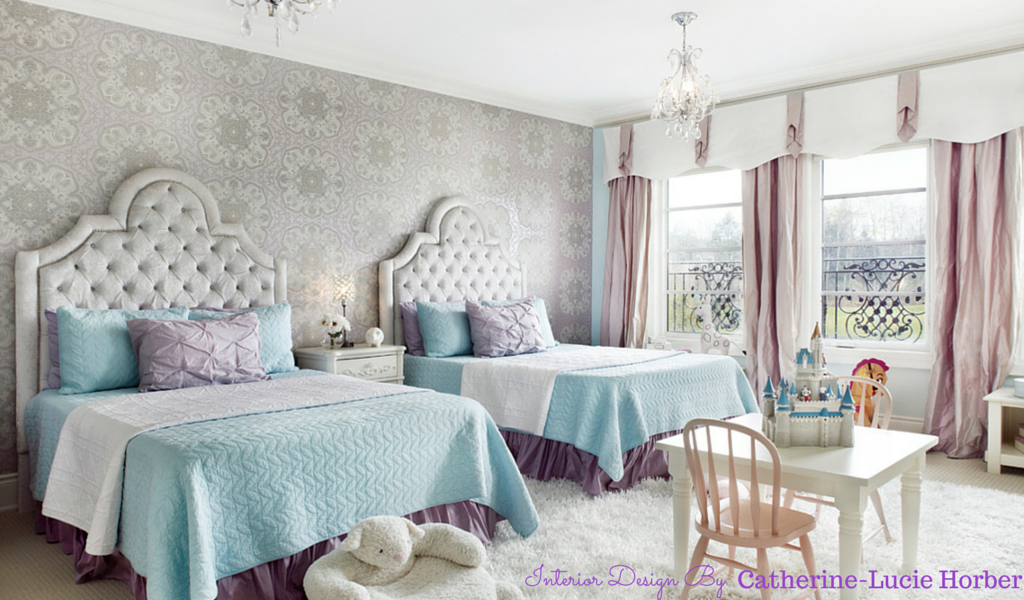 a frozen inspired bedroom from catherinelucie horber