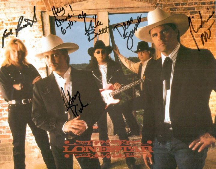 Lonestar The Original Members Attended 1 Concert Opened Up For