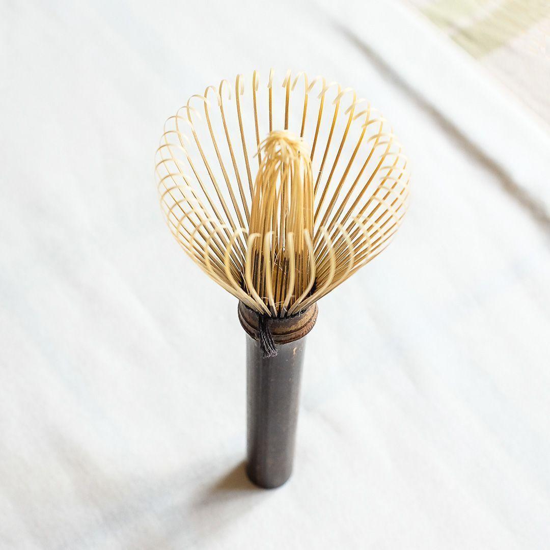 Chikumeido Matcha whisk, Artisan, How to make