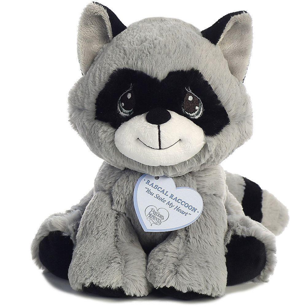 You Stole My Heart Rascal Raccoon, Stuffed Animal Baby