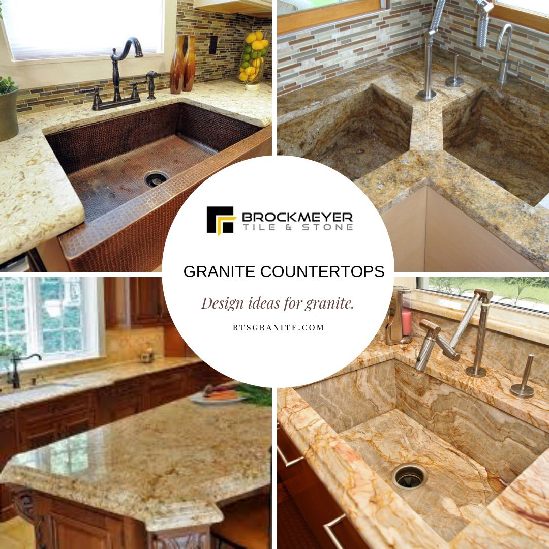 Design Inspiration Granite Countertops Add Value To Your Kitchen