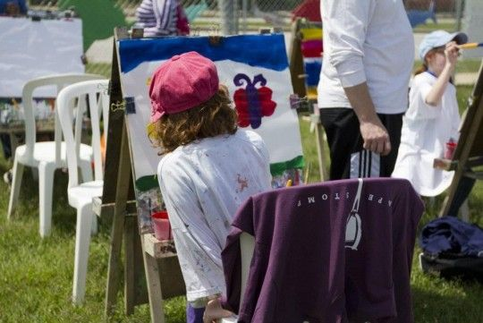 Drawing in the Galleries Milwaukee, Wisconsin  #Kids #Events