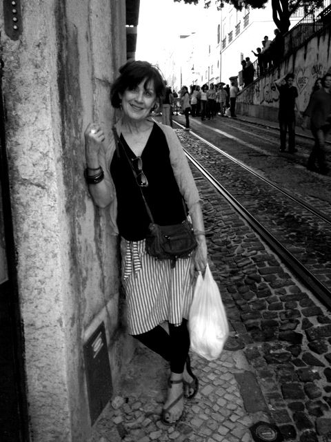 Read all about Carolyn H.'s adventures while wearing Cydwoq sandals, in Ped's latest blog post! http://www.pedshoes.com/blog/