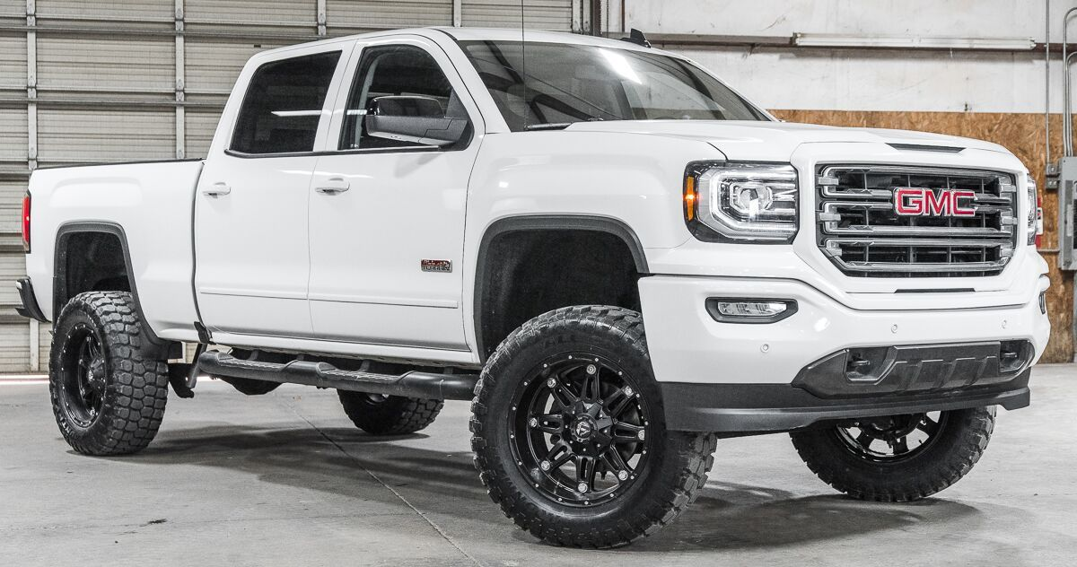 The Lifted Truck Experts Gmc Sierra 1500 4x4 Gmc Sierra Gmc