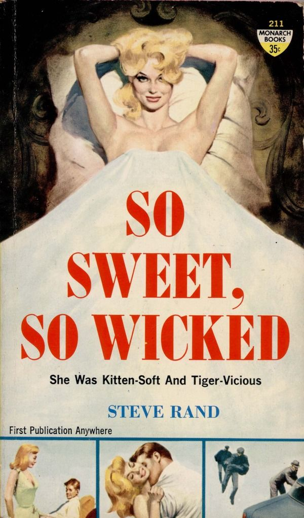 So Sweet, So Wicked\