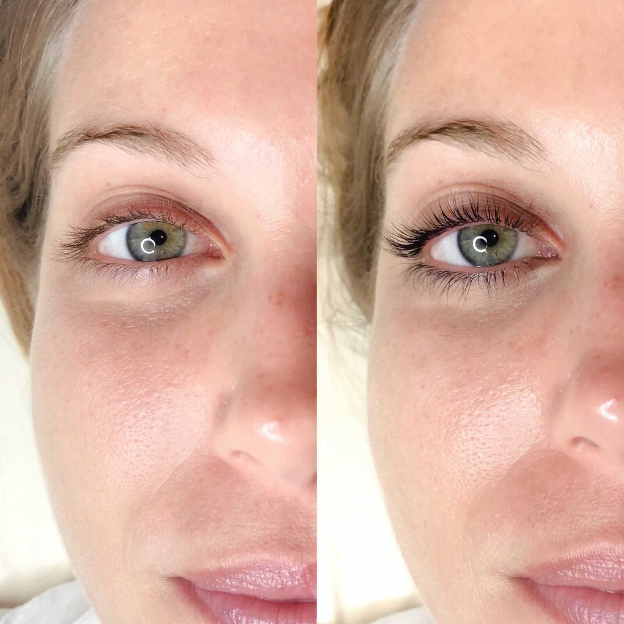 Gorgeous eyes dressed up with Lash Lift! Offering services ...