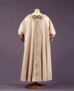 Coat ca. 1910 From the Galleria del Costume di Palazzo Pitti via Europeana Fashion