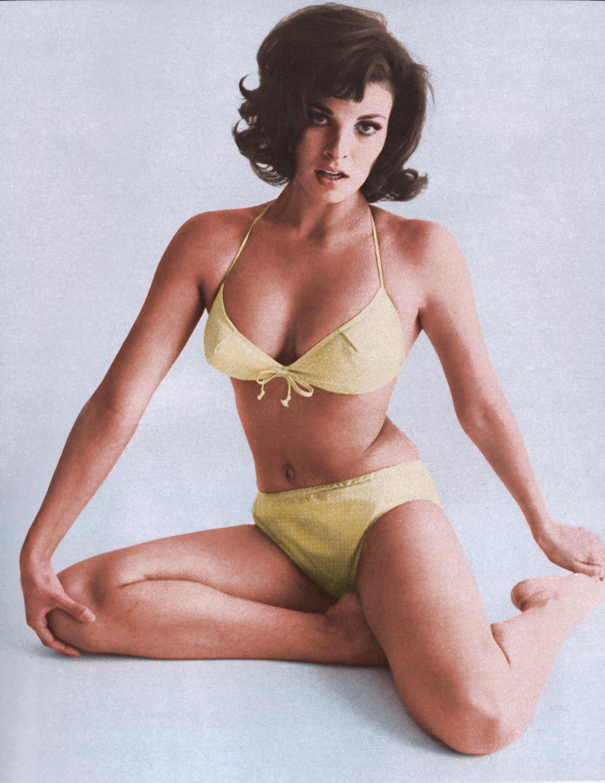 bikini Amanda welch