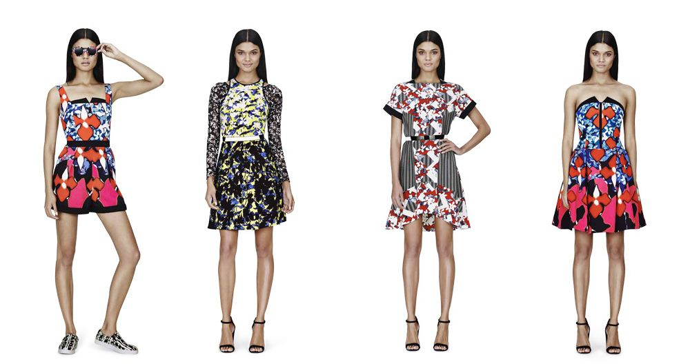 Super excited for the Peter Pilotto collection for Target #target #summer #fashion