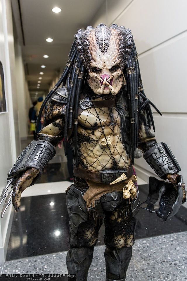 Predator #Cosplay | Anime Los Angeles 2016