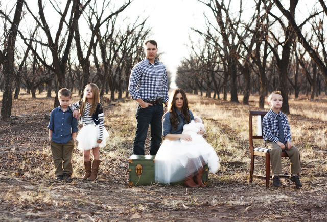 Family Pictures Inspiration Color Scheme Tulle Skirts For Girls