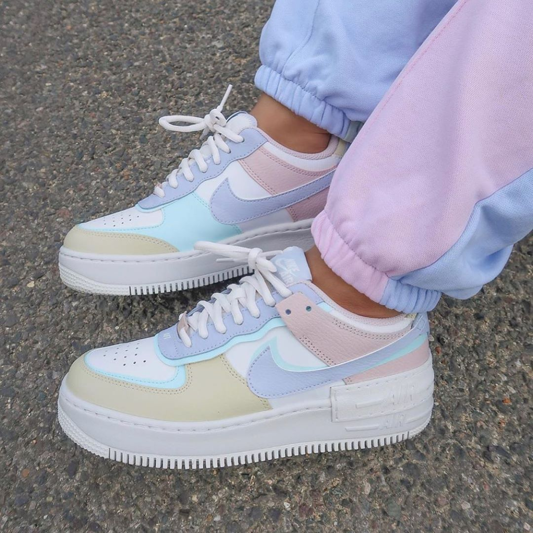 Pin on Nike Air Force 1 Shadow