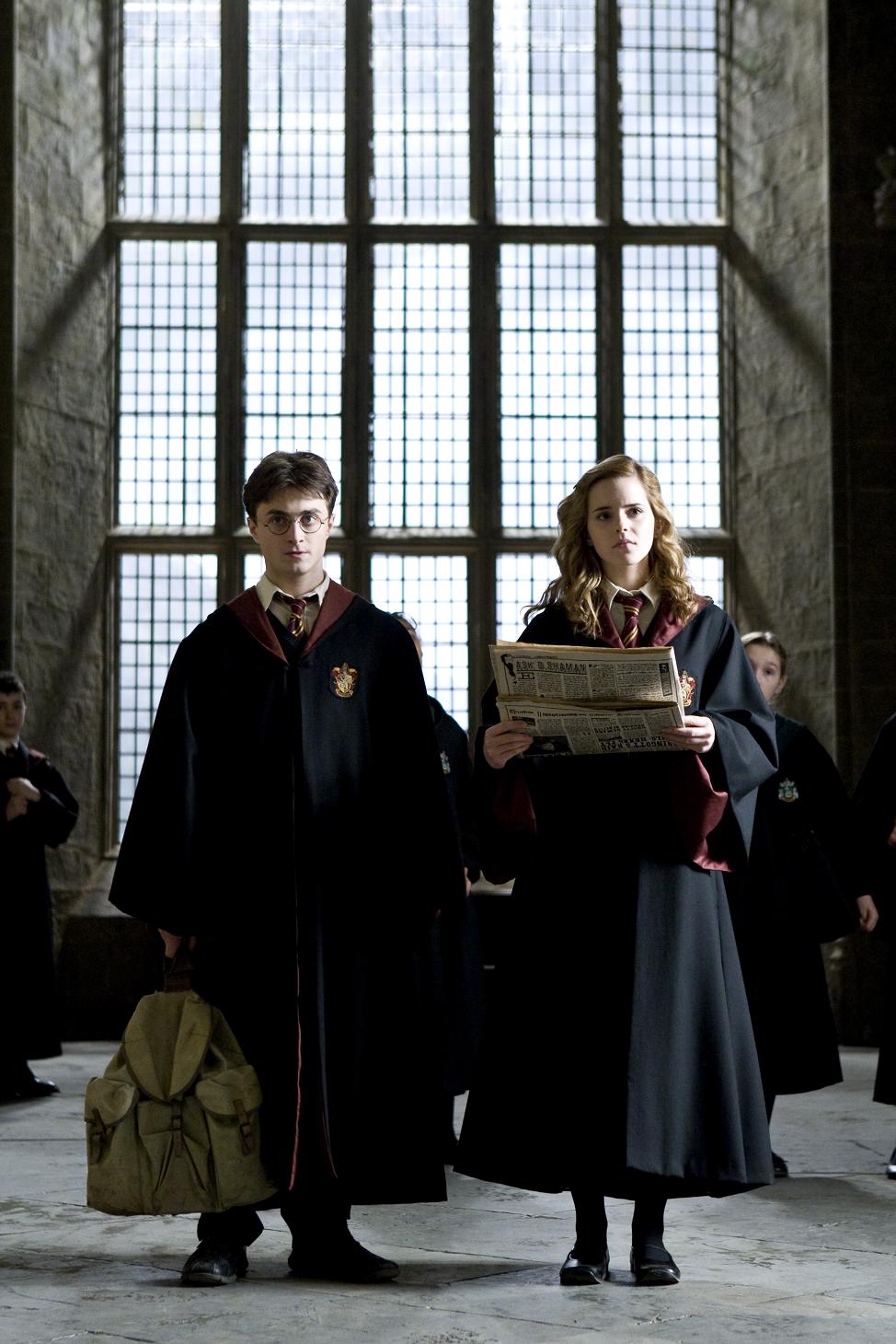 Harry Potter Film on Twitter