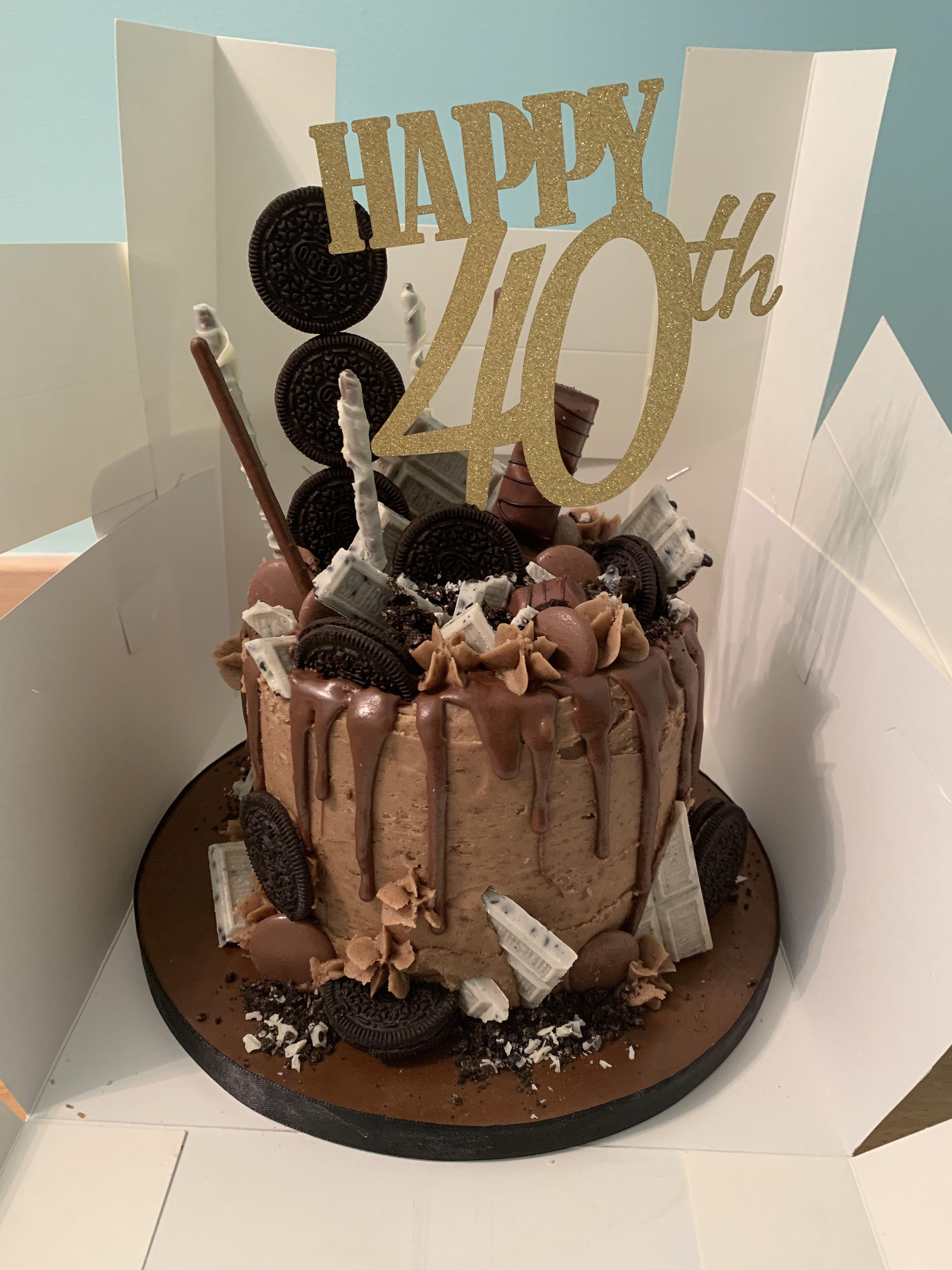 Oreocake Hersheyschocolatecake Chocolatecake Chocolatedripcake