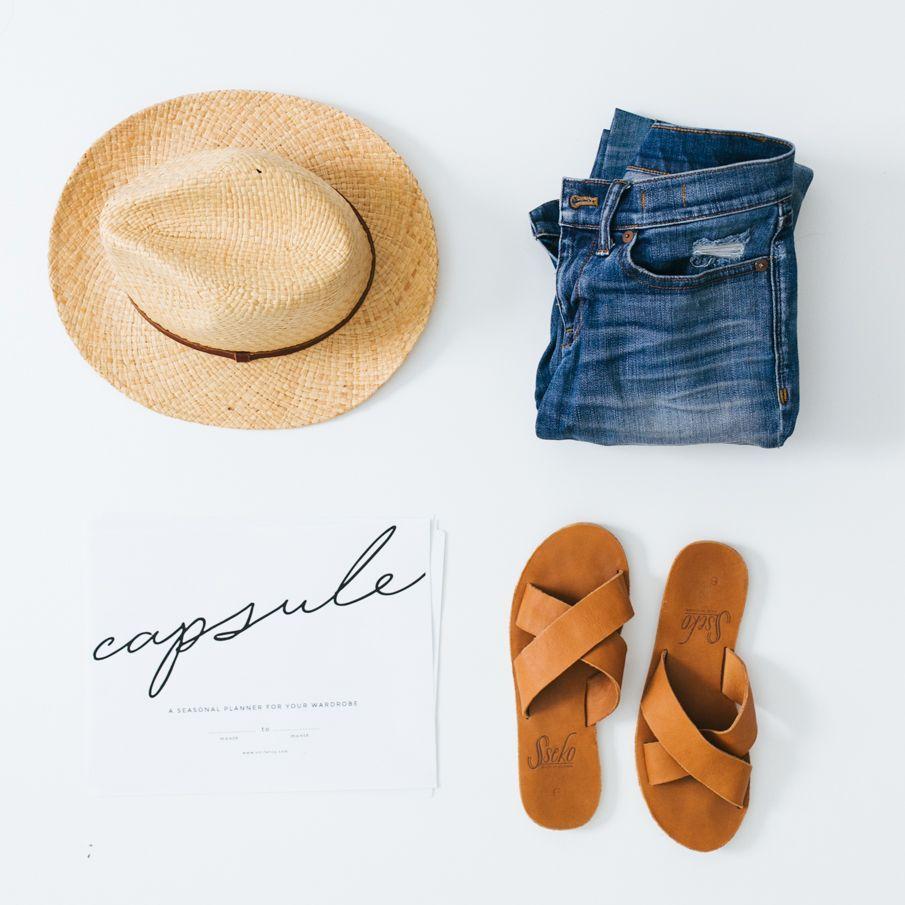 a minimalist fashion blog