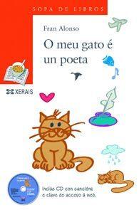 «O meu gato é un poeta», na web de Fran Alonso https://sites.google.com/site/cabrafanada2/omeugatopoeta