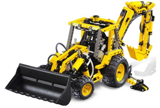 BEST Sale Gift  LEGO 8455 Back-Hoe  #1199, #2003, #6280, #704, #8455, #BootlegBricks, #Bricks, #CheapBricks, #KnockOffLego, #LEGO, #LEGO8455BackHoe, #LegoClone, #LegoFake, #LEGO8455 #bricks #lepin #sale #toys #knockoffbrick #kobricks #brickset #lego