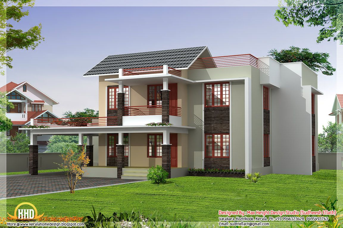 96+ [ Indian Front Home Design Gallery ] | 47 Indian Home Plans ...